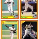 1990 Score Update & Rookies San Diego Padres-4 Cd