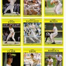 1991 Fleer San Diego Padres Team Set-27 Cards