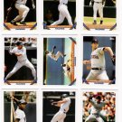 1993 Topps San Diego Padres Team Set-27 Cards