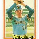 1981 Donruss Seattle Mariners Team Set-25 Cards