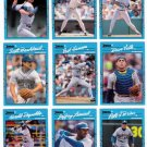 1990 Donruss Best of A.L. Seattle Mariners-10 Card