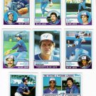 1983 Topps Toronto Blue Jays Team Set-25 Cards