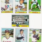 1979 Topps California Angels Team Set-25 Cards (No Ryan) Baylor, Downing, Brett