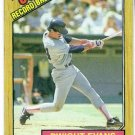 Lot of (18) 1987 Topps Dwight Evans Record Breakers-Card #3