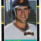 Lot of (20) 1987 Donruss Will Clark Rookies, Card #66