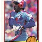Lot of (84) Andre Dawson Baseball Cards