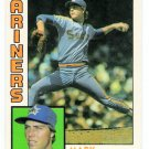 Lot of (20) 1984 Topps Traded Mark Langston Rookies, Card #70T