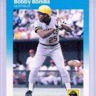 1987 Fleer Bobby Bonilla Rookie-1, Card #605