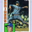 1984 Topps Traded Mark Langston Rookie-1, Card #70T