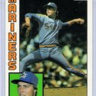 1984 Topps Traded Mark Langston Rookie-6, Card #70T