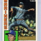 1984 Topps Traded Mark Langston Rookie-7, Card #70T