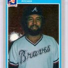 1985 Fleer Update Bruce Sutter-1, Card #U-114