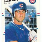 Lot of (23) Damon Berryhill Rookie Baseball Cards