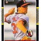 Lot of (3) Chuck Finley Baseball Cards