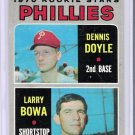 1970 Topps Larry Bowa Rookie, Card #539