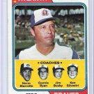 1974 Topps Eddie Mathews, Card #634