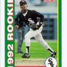 1992 Score Rookies Esteban Beltre, Card #24