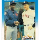 1987 Fleer Dr. K and Super K, Card #640