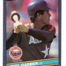 1986 Donruss Phil Garner, Card #527