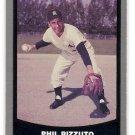 1988 Baseball Legends Phil Rizzuto, Card #10