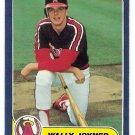 Lot of (15) Wally Joyner Baseball Cards