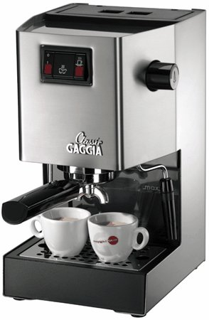 Gaggia Classic Espresso Machine