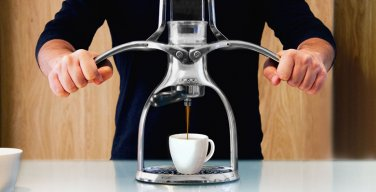 THE ROK ESPRESSO MAKER