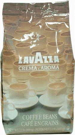 Lavazza Crema e Aroma Whole Bean Espresso