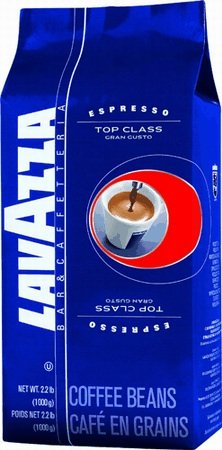 Lavazza Top Class Espresso Whole Bean