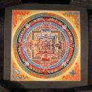 24 K  Gold Kalachakra Thangka Thanka Painting Nepal Himalayan Art A7