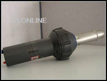New 230V  Hot Air Plastic Welder Vinyl Welding Tool 1600w