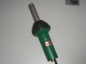 hot air blower 230V 1000W