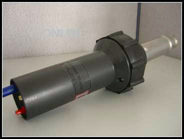 Electric Heat Gun 230V 1000W