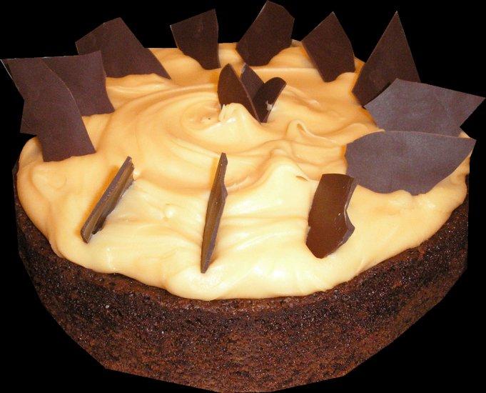 "Jaffa Mud Cake 12"""
