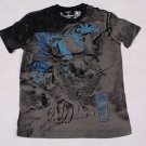 Mens Affliction Graphic T-Shirts- T83