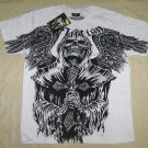 Mens Affliction Graphic T-Shirts- T102