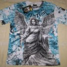 Mens Affliction Graphic T-Shirts- T103