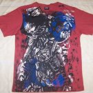 Mens Affliction Graphic T-Shirts- T106