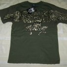 Mens Affliction Graphic T-Shirts- T121