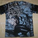 Mens Affliction Graphic T-Shirts- T124