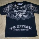 Mens Affliction Graphic T-Shirts- T127