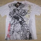 Mens Affliction Graphic T-Shirts- T132
