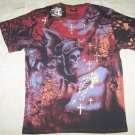 Mens Affliction Graphic T-Shirts- T135