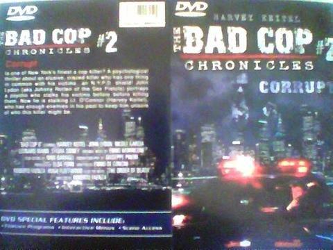 Corrupt (1983) Dvd