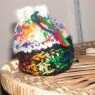 round-bottomed yarn minitote