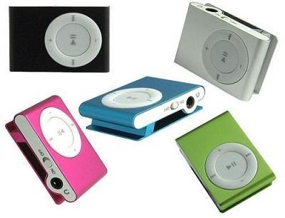 2GB Mini MP3 Player - 2nd Gen