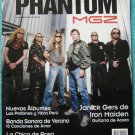IRON MAIDEN SPANISH INTERVIEW PERU SPECIAL MAGAZINE TOUR 2009