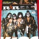 Rare Magazine Kiss Mexico spanish Tarantino Kill Bill 2