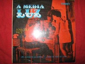 LP double una coleccion mejores tangos Josecito Pace