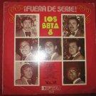 LP Los Beta 5 Fuera de serie cumbia Peru Vol VI listen